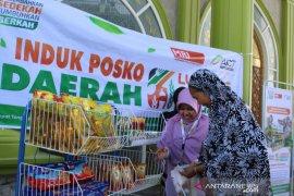 Bagi warga terdampak COVID-19, ACT sediakan Lumbung Sedekah Pangan di Masjid Al Falah Bukittinggi