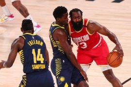 Amukan Harden tak berhasil menangkan Houston  Rockets