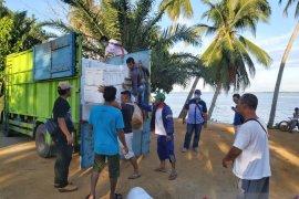 Pemkab Bangka Barat salurkan bantuan 35 GPS untuk kelompok nelayan