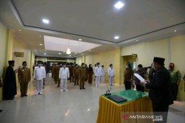 Wali Kota Padangsidimpuan lantik pejabat eselon