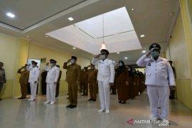 Arfan Siregar jabat Kepala BPBD Kota Padangsidimpuan