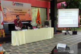 Bawaslu HST gelar sosialisasi pengawasan partisipatif Pilkada 2020
