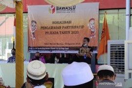 Hanya kecamatan Limpasu yang nol kasus COVID-19 di Kabupaten HST