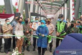 Bupati Bogor resmikan jembatan ''Gerendong'' penghubung Ciseeng-Rumpin