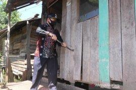 Sebanyak 100 rumah warga miskin di Banjarmasin dapat program bedah rumah