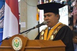 Rektor Unimed: Era pandemi COVID-19, wisudawan harus miliki kepedulian