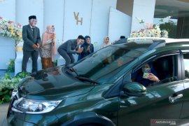 Resepsi Pernikahan Drive Thru di Banyuwangi