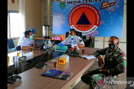 BPBD Kalsel segera tes swab 1.064 warga di Tanah Bumbu