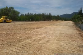 Dinas PUPR: Pembangunan akses jalan ke kawasan zikir hampir rampung