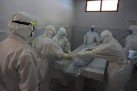 Satu pasien positif COVID-19 asal Aceh Tengah meninggal dunia di Banda Aceh