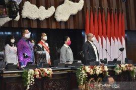 Hari ini, Sidang tahunan MPR digelar di Gedung Nusantara