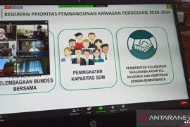 DPMPD Kaltim Ikuti Rakor dan Konsolidasi Revitalisasi KPPN