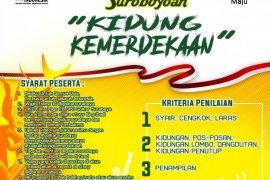 Golkar Surabaya lestarikan budaya dengan gelar lomba Jula Juli