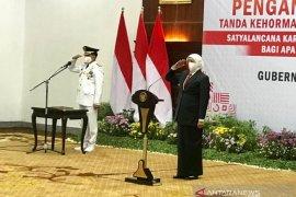 Gubernur Khofifah: Jatim siap jalankan pesan Presiden melompat bangun Indonesia