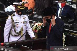 Presiden: Pemerintah anggarkan Rp356,5 triliun dukung Pemulihan Ekonomi Nasional