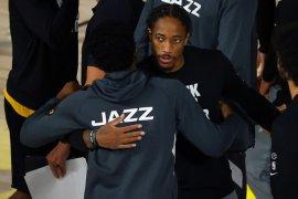 Jazz hempaskan Spurs dengan skor 118-112, Tucker mencetak 18 poin