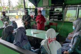 Gratis internet di kantor Koramil,  bantuan belajar daring dari TNI