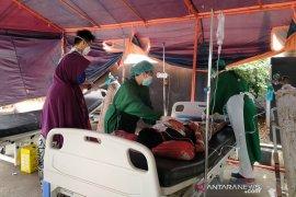 Keracunan, 122 santri dilarikan ke rumah sakit