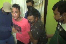 Polres Asahan gerebek rumah bandar narkoba, 1,3 kg sabu diamankan