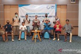 YBM PLN Babel salurkan bantuan kaki palsu kepada warga disabilitas