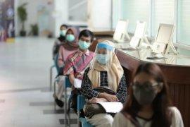 Sebanyak 110.459 siswa lulus masuk perguruan tinggi di Indonesia