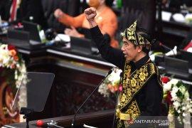 Presiden: Beruntung, mayoritas Bangsa Indonesia junjung tinggi kebersamaan