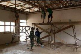 Program Desa Mandiri rehab dan bangun gedung SMA Negeri di Sintang