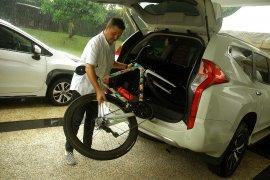 Bawa sepeda di mobil jangan sembarang, ini tipsnya