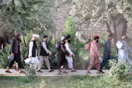 Pejabat Afghanistan akan memulai pembicaraan damai dengan Taliban