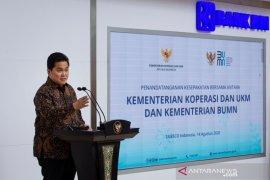 Menteri BUMN Erick dorong Pelabuhan Teluk Benoa jadi pariwisata maritim