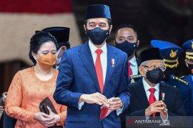 "Presiden Jokowi apresiasi program ""MPR Peduli Melawan COVID-19"""