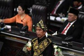 Presiden Jokowi tegaskan pemerintah komitmen perkuat perlindungan sosial