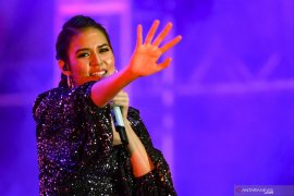 "Konser musik ""Indonesia Maju"" dimeriahkan Raisa, RAN hingga Slank"