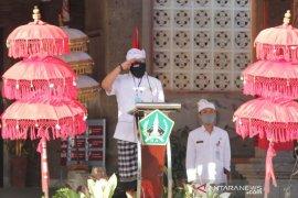 Hari Jadi Bali, Wabup Tabanan berterima kasih kepada Desa Adat cegah COVID-19