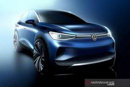 Produsen mobil Jerman Volkswagen produksi mobil listrik dan paket baterai di AS