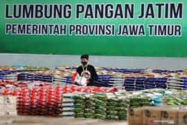 Layanan daring Lumbung Pangan Jatim menjangkau 38 kabupaten/kota
