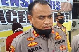 Kapolres: tidak ada pengibaran bendera bintang bulan di Aceh Barat