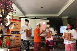 """Pemprov Bali dukung deklarasi """"Membangun Budaya Membaca untuk Indonesia Cerdas dan Indonesia Maju"""""""