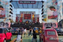 """""""Bali Revival 2020"""" bangkitkan bisnis konser musik Indonesia"""