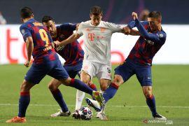 Lewandowski jadi pemain terbaik Jerman 2020