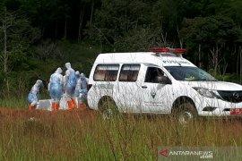 Kasus kedua Padangsidimpuan, suspek COVID-19 meninggal telah dimakamkan
