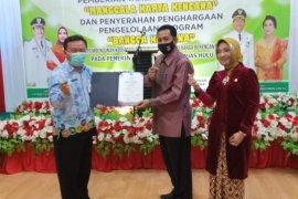 Penghargaan BKKBN RI memjadi motivasi bagi Kabupaten Kapuas Hulu
