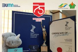 PTPN IV raih penghargaan HR Asia Award 2020