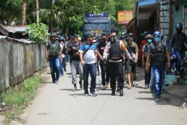 Ratusan pasien di Kabupaten Jayapura sembuh dari COVID-19