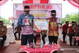 "Tanah Bumbu terima ""Satu Wasaka Award"" dari Provinsi Kalsel"