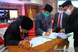 Nilai APBD Perubahan 2020 Kota Tangerang berkurang Rp1,3 triliun