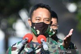 KSAD-Wakapolri mengecek strategi Jakarta kendalikan COVID-19