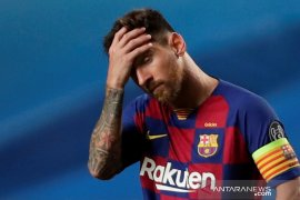 PSG siap sambut Messi, kata Pelatih Tuchel