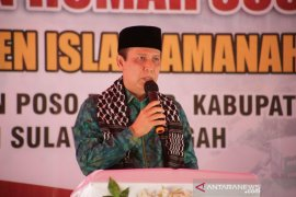 Kepala BNPT resmikan rusun di Ponpes Islam Amanah Putra Poso