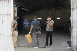 Polisi periksa lima saksi kasus teror di rumah Bupati